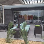Home2 Suites Patio Roseville, MN