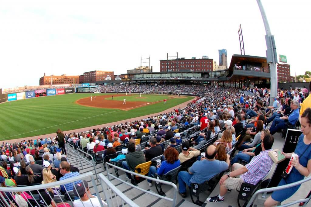 CHS Field, Saint Paul, MN