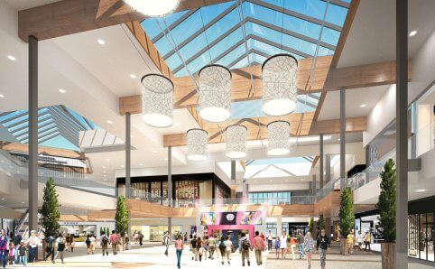 Rosedale Center Rendering Sept 22 2016 Roseville, MN