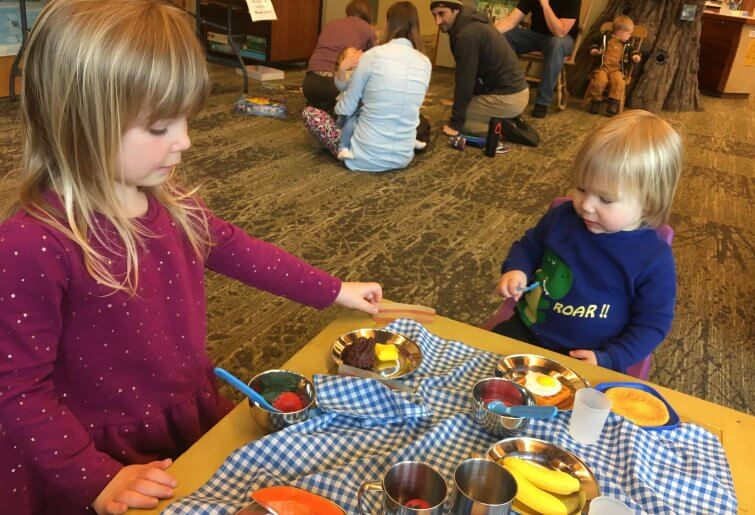 Harriet Alexander Nature Center Credit Jamie Penny Roseville, MN