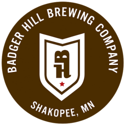 Badger Hill Brewing Company Logo