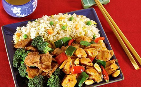 Chinese Gourmet Express Rosedale Center