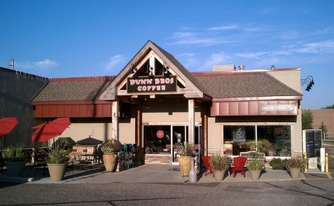 Dunn Bros Coffee Fairview Ave Roseville, MN