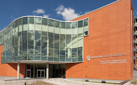 Hamline University Anderson Center