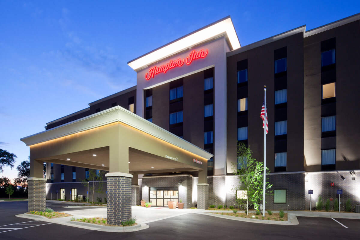Hampton Inn Roseville, MN