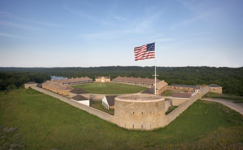 Historic Fort Snelling Saint Paul, MN