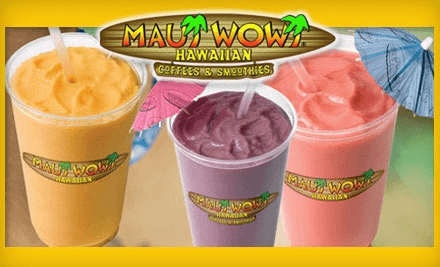 Maui Wowi Roseville, MN