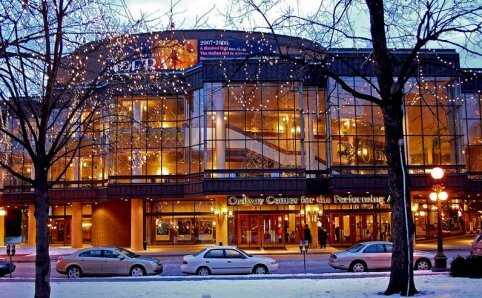 Ordway Center for the Performing Arts Saint Paul, MN