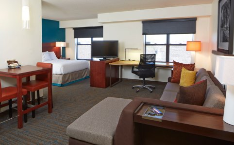 Residence Inn by Marriott Studio Room Roseville, MN
