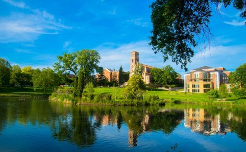 St. Catherine University Saint Paul, MN
