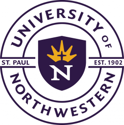 University of Northwestern - Saint Paul Logo