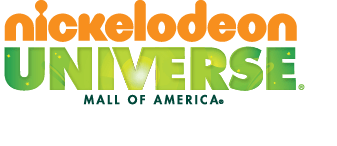 Nickelodeon Universe Logo Mall of America