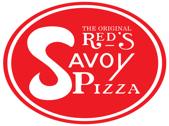 Red's Savoy Pizza Logo Roseville, Minnesota