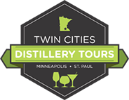 Twin Cities Distillery Tours Logo