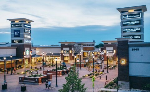 Twin Cities Premium Outlets Eagan MN