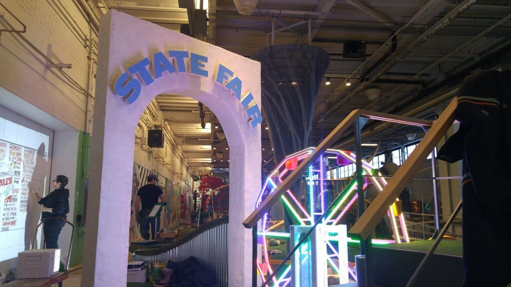 Can Can Wonderland State Fair Hole