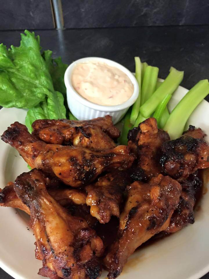 Pizza Luce Wings