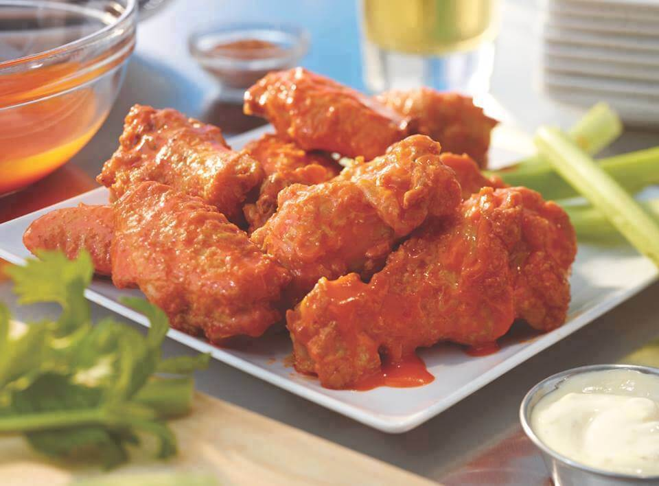 Ruby Tuesday Chicken Wings