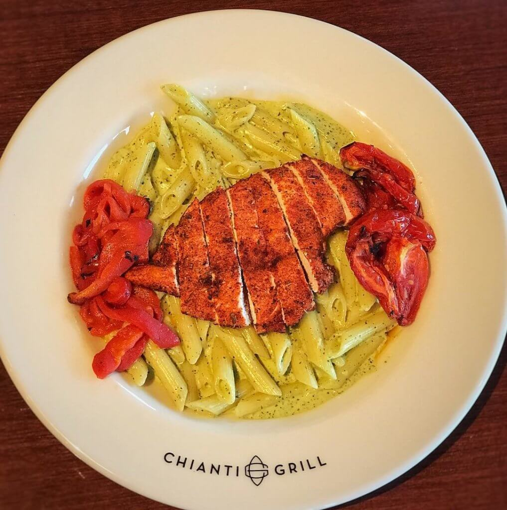 Chianti Grill Roseville