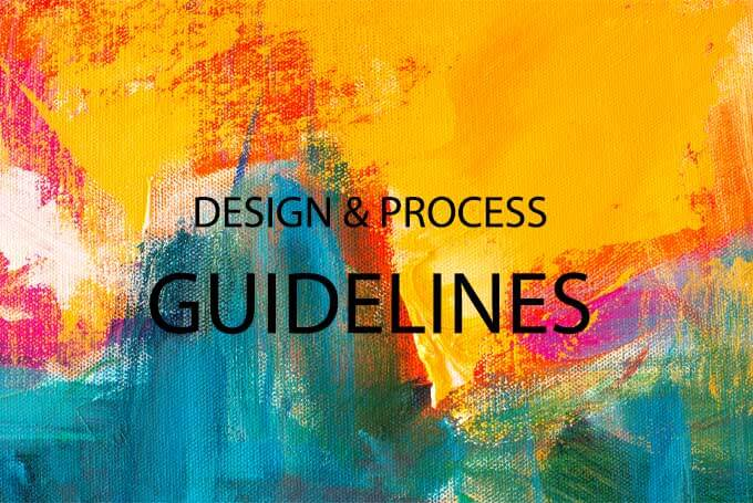 Design Process Guidelines